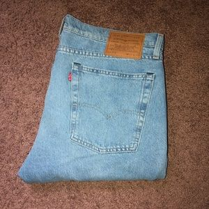 Levi's Premium 510 Skinny Jeans 36X32 NWOT